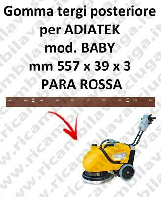 BABY Back Squeegee rubber for squeegee ADIATEK