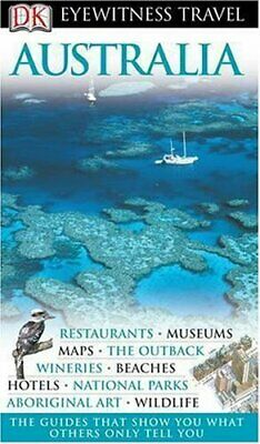 Australia (DK Eyewitness Travel Guide) Hardback Book The Cheap Fast Free Post