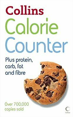 Calorie Counter (Collins) by Uk, Collins Paperback Book The Cheap Fast Free Post