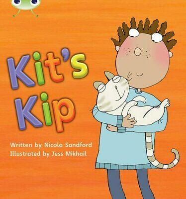 Bug Club Phonics Bug Set 03 Kit's Kip by Sandford, Nicola Paperback Book The