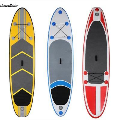 SUP Board Stand Up Paddle Surf-Board 305cm inkl Paddel ISUP Paddling Sonderpreis