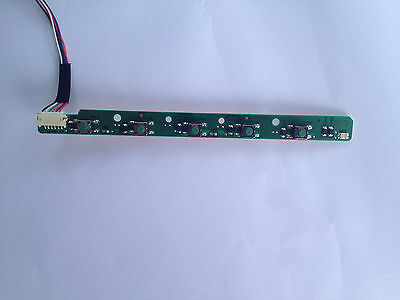 LENOVO Thinkvision L1951 pwD LCD Monitor front switch PCB board