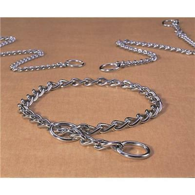 Hamilton Pet Company Extra Heavy Choke Chain Dog Collar 30 In