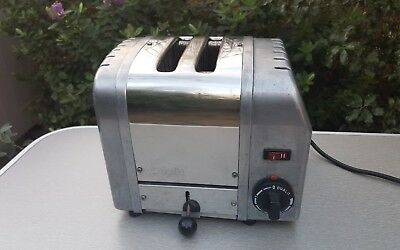 Vintage DUALIT Toaster : Made in England