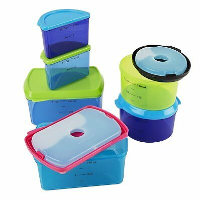 Assorted Colors Fit and Fresh Kids Hot Lunch Container