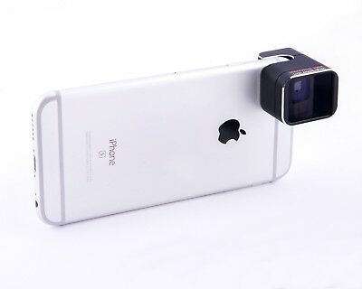 Moondog Labs 1.33X Anamorphic Adapter Lens - for iPhone 6+/6s+. New in box.