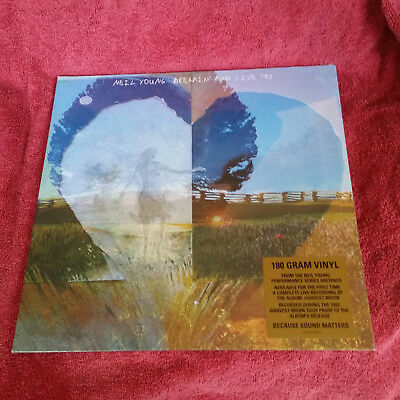 Neil Young Dreamin Man Live 92   US Original Reprise Records 511277-1