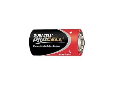 Duracell Procell MN1400 1.5V Size C Alkaline Battery, 6-box