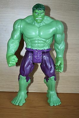 "Marvel Incredible Hulk 11"" Action Figure - Titan Hero Series - Hasbro 2013"