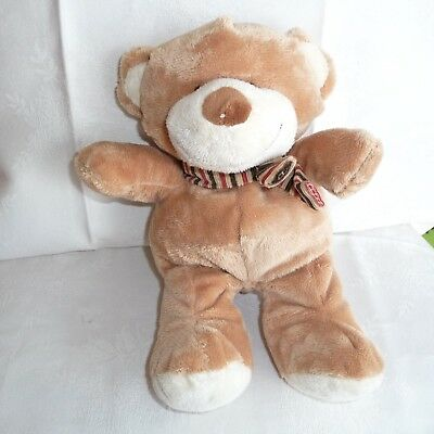 Doudou Ours Nicotoy The Baby Collection - Echarpe