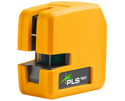 PLS 180 G Pacific Laser Tool - Green Continuous Line Laser #60596N