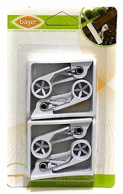 4 Pack Plastic Tablecloth Table Cover Clips Holder Cloth Clamps Picnic Party