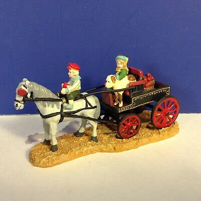 SALE Dept 56 BACK FROM THE ORCHARD w/box Seasons Bay Village Combine Shipping!