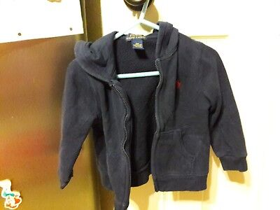 baby boy 18 month navy blue Polo Ralph Lauren jacket