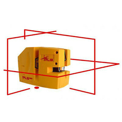 PLS 480 Pacific Laser Systems - Red Multiple Continuous Lines Plus Plumb/Square