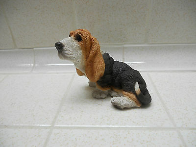 Basset Hound From United Designs Stone Critter Collection