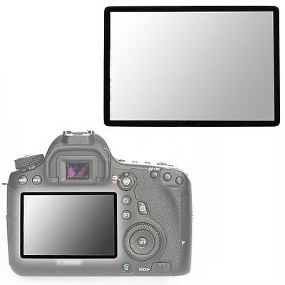 Tempered Glass LCD Protector for Canon EOS 600D Rebel T3i Kiss X5