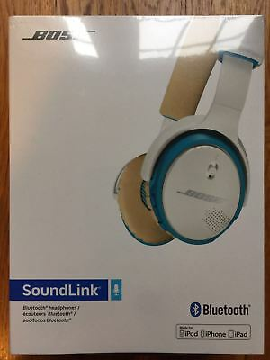 Brand New Bose SoundLink On-Ear Bluetooth Headphones