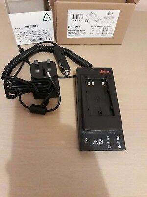Leica Battery Charger GKL211 New