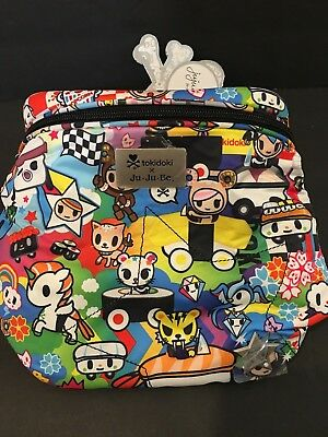 NWT Jujube Tokidoki Sushi Cars SC Fuel Cell FC Lunch Bag Pail