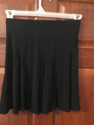 Amy Byer Size 7 Black Skirt Girls