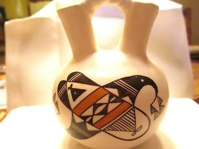 """American Indian Life and Legends""~ Pottery~ ""laguna"", identified on the Bottom"