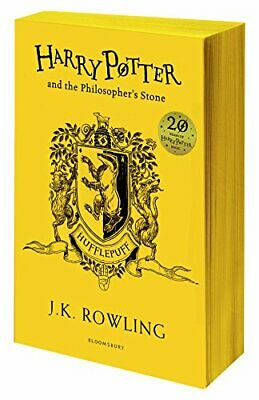 Harry Potter and the Philosopher's Stone - Hufflepuff Edition by Rowling, J.K.