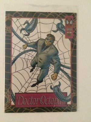1994 Marvel Spider-Man Doctor Octopus #9 Suspended Animation