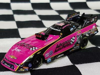 2017 Courtney Force Pink Advance Auto Parts 1:64th NHRA Chevy Camaro Funny Car