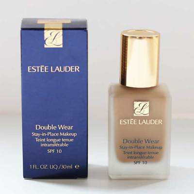 Estee Lauder Double Wear Foundation/Makeup SPF 10 - Boxed - Choose Shade - UK