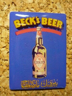 Becks Beck´s Beer Indien Bier Brauerei Pin