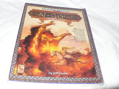 Al-Qadim -Arabian Adventures, AD&D 2nd Edition