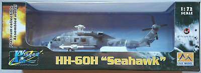 """Easy Model - HH-60H """"Seahawk"""" Helicopter / Hubschrauber """"Indians"""" 1:72 Neu/OVP"""