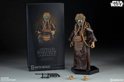 Star Wars Sideshow ZUCKUSS 1:6 Scale MINT  Scum & Villany Collection
