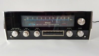 McIntosh MX114 Tuner Preamplifier