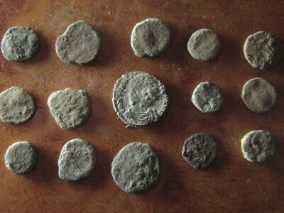 Ancient roman coins lot 88