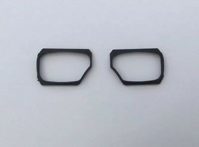 dji goggles lens holders 3D Printed For Custom corrective lenses.