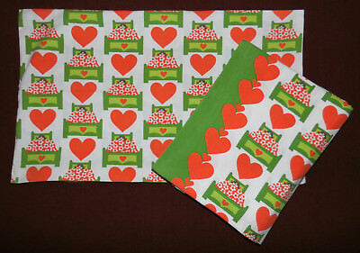 Kinder Bettwäsche Stoff 70er vintage like Graziela fabric bedding 70s Bett chen