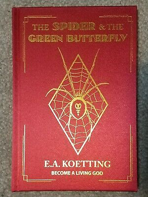 Anthology of sorcery 2 ea koetting become a living god occult the spider the green butterfly ea koetting become a living god occult loa fandeluxe Images