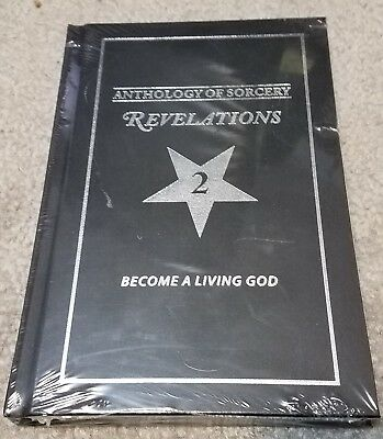 Anthology of sorcery 2 ea koetting become a living god occult sealed oop anthology of sorcery 2 ea koetting become a living god occult sealed oop fandeluxe Images