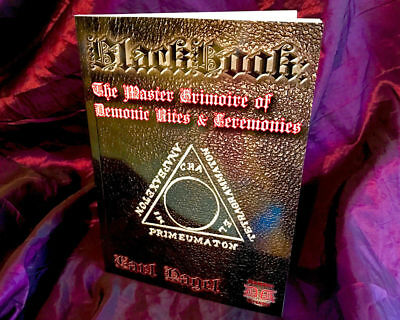 Anthology of sorcery 2 ea koetting become a living god occult black book the master grimoire of demonic rites ceremonies carl nagel fandeluxe Images
