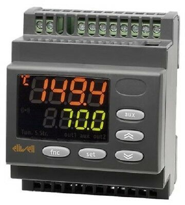 Eliwell DR4010PTC+PTC Temperature Controller Supply
