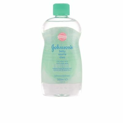 Johnson's BABY Oil aloe vera 500ml Unisex