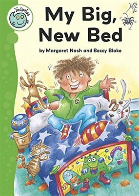 Tadpoles: My Big New Bed by Nash, Margaret Hardback Book The Fast Free Shipping