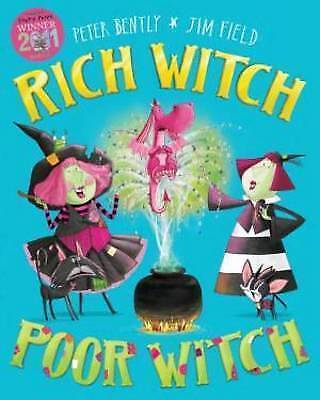 Rich Witch, Poor Witch by Peter Bently (Paperback)