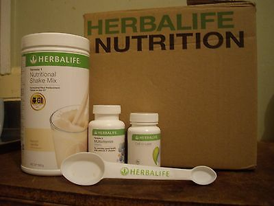 herbalife shape up pack with 5 shake flavours available!!!