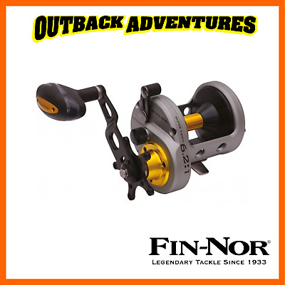 Fin-Nor Lethal Ltc16 Overhead Reel End Of Financial Year Sale