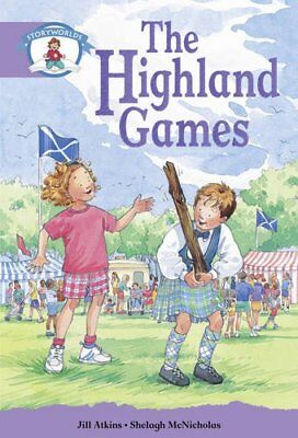 Literacy Edition Storyworlds Stage 8, Our World, Highland Games Paperback Book