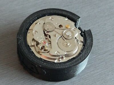 VTA 7460 Movement HOLDER for SEIKO 7S26, 7S36, 4R36 etc MOVEMENTS