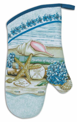 Kay Dee Designs Stories of the Sea Oven Mitt One Size